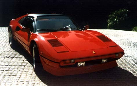 308 GTS (European Spec)