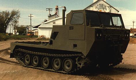 M727 Missile Carrier