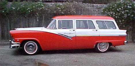 8 Seater Country Sedan Wagon