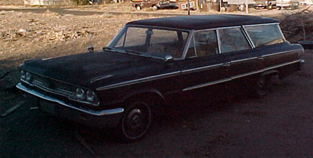 Country Sedan, Station Wagon