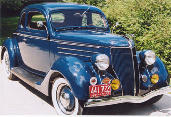 5 Window Coupe V8