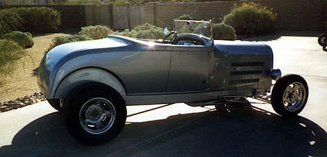 Roadster by Boyd