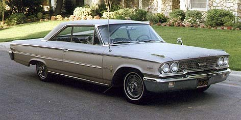 Galaxie 500 XL Sport Coupe