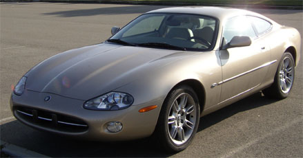 XK8 Sport Coupe