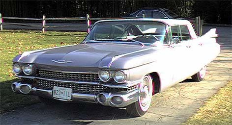 1959 cadillac four door convertible custom. Black Bedroom Furniture Sets. Home Design Ideas