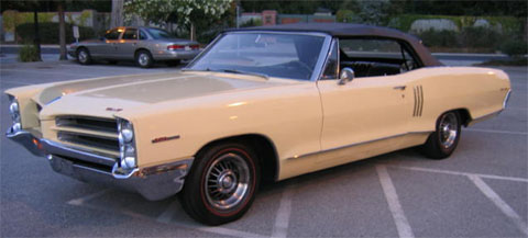 2 plus 2 Catalina Convertible