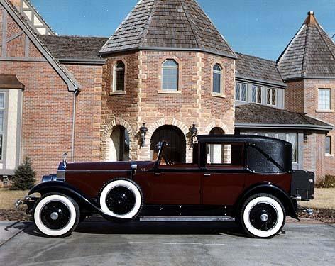 Rolls Royce Truville