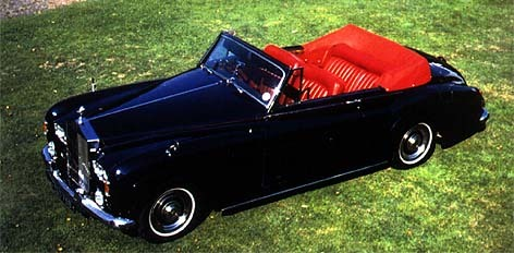 Silver Cloud III Convertible