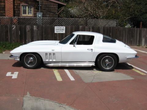 Corvette Stingray Coupe