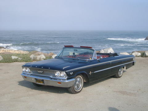 Galaxie 500XL Convertible