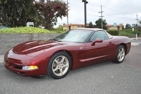 Corvette Anniversary Convert.